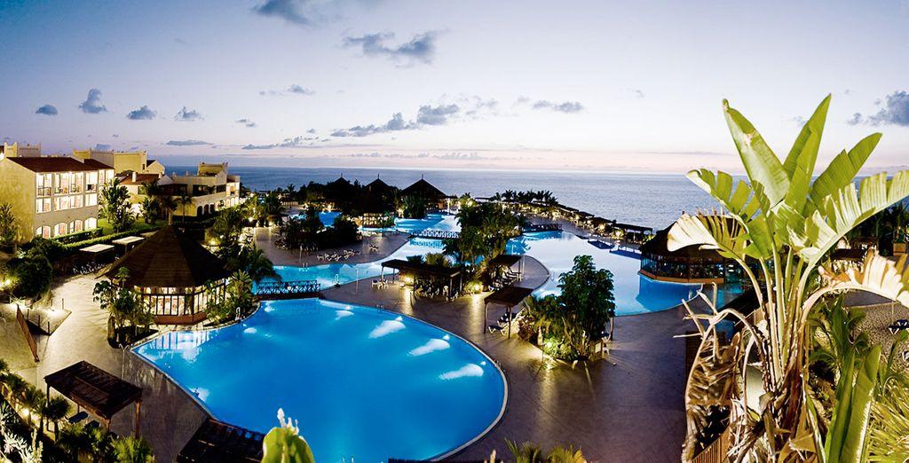Disfrute de unas inolvidables vacaciones en La Palma & Teneguía Princess 4*