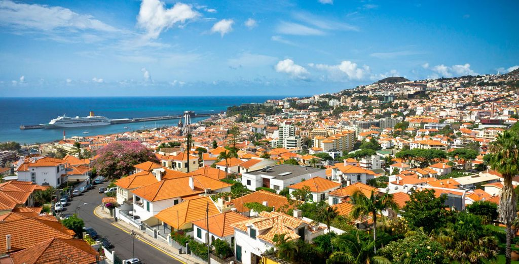 Conozca Funchal, la capital