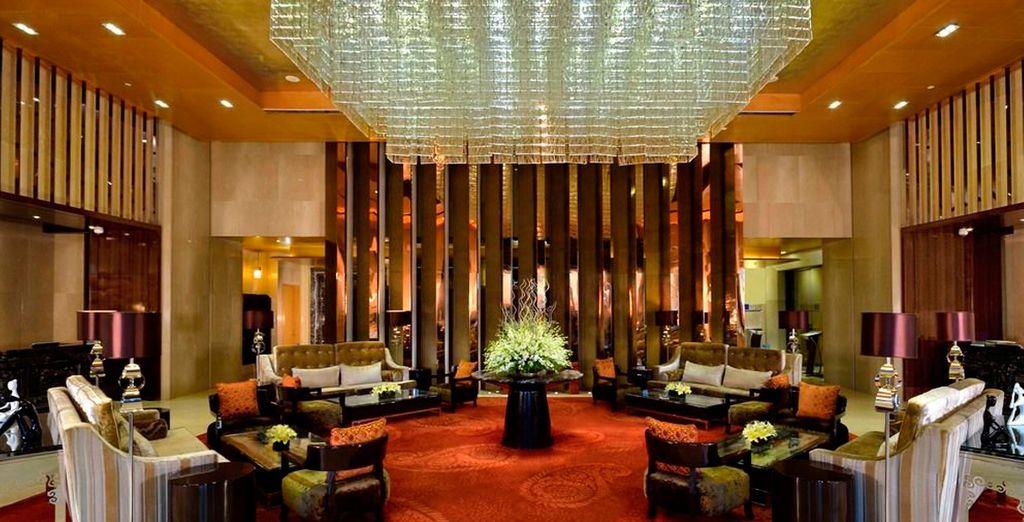 O en el Radisson Blu Hotel Jaipur 5*