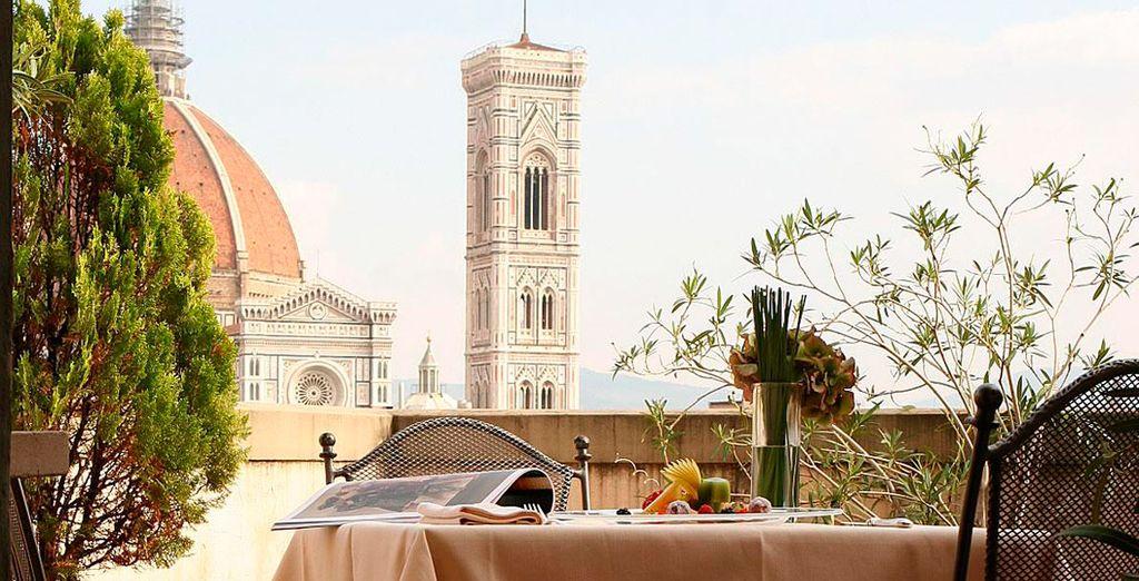 Un magnífico 4* en el corazón de Florencia
