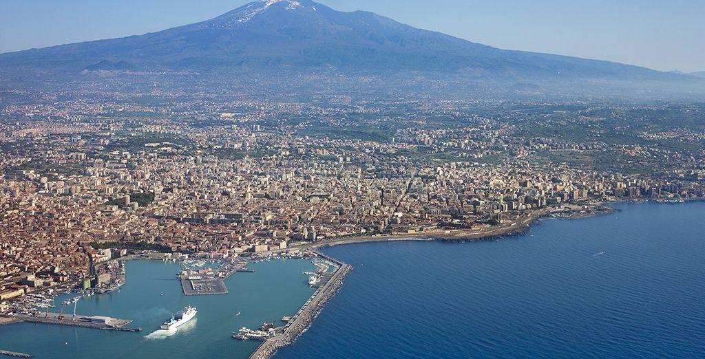 Descubra Sicilia y su Volcán Etna