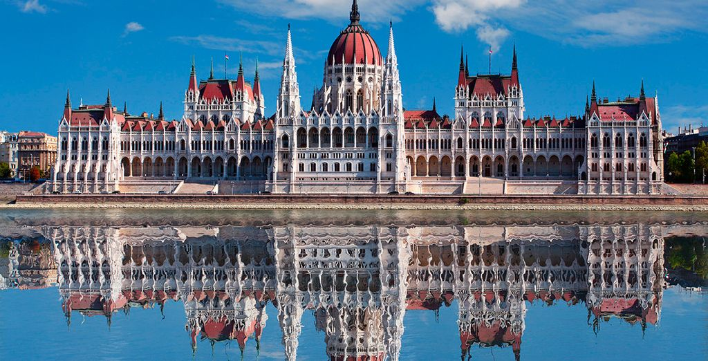 Su primer destino: Budapest