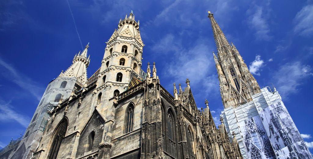 Conozca La Catedral de San Esteban en Viena