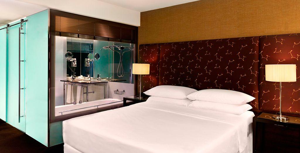 Fantástica habitación Premium Deluxe