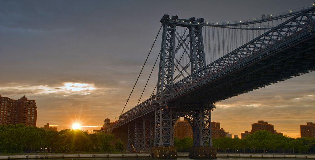 Enamórese del encanto de Nueva York
