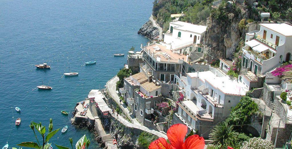 Visite la Costa Amalfitana