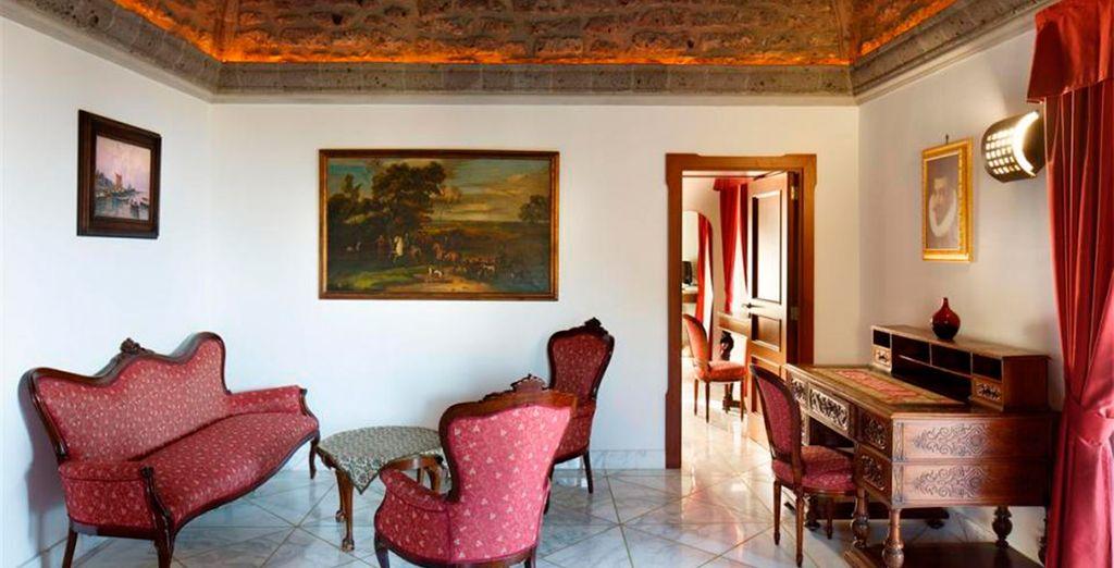Un hotel con encanto para unas vacaciones de ensueño
