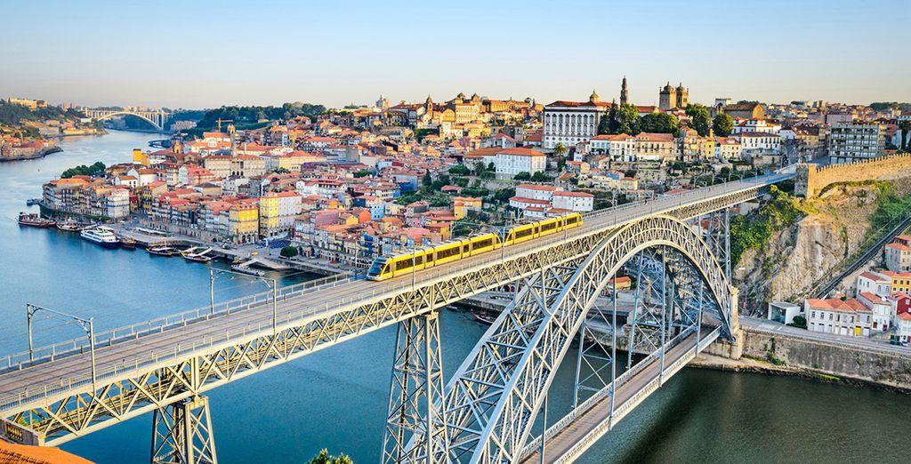 Acérquese a conocer Oporto