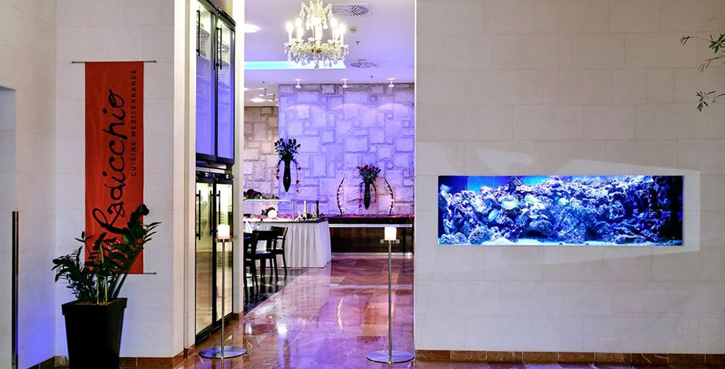 Un hotel con casino de 4 estrellas en el centro de Zagreb