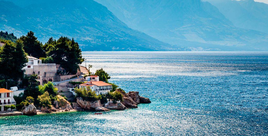 Terminará en la ciudad de Split, donde podremos hacer una primera toma de contacto con la ciudad