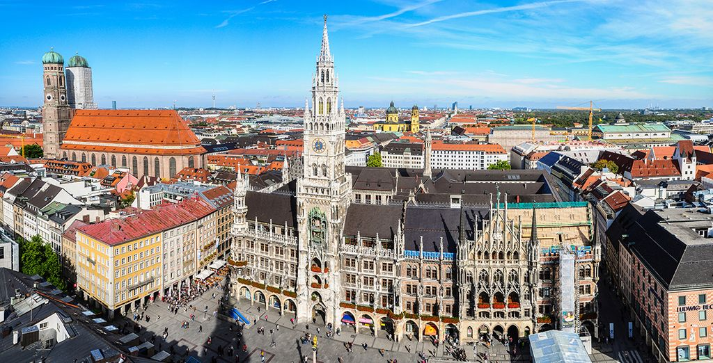 Múnich tiene mucho que enseñarle