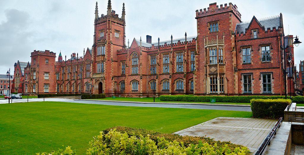 Queens University, en Belfast