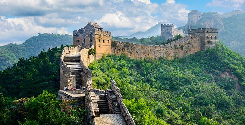 Visitará La Gran Muralla