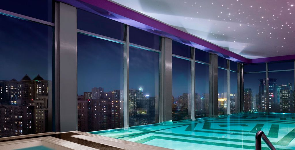 Renaissance Yu Garden, Marriott Luxury & Lifestyle 5*