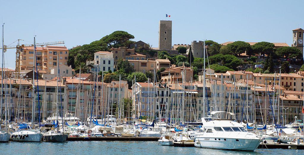 Cannes, destino turístico de la jet set