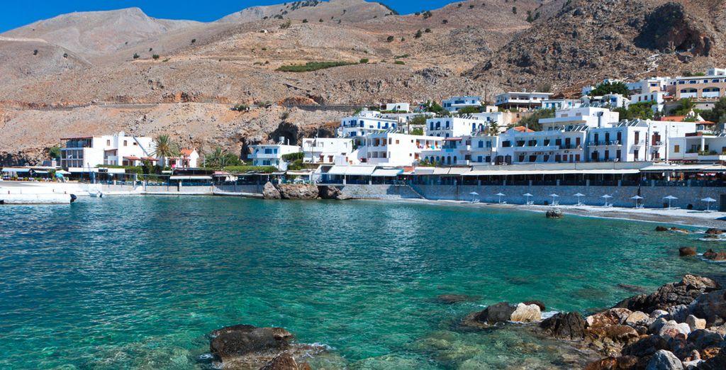 Acérquese a la insólita Creta