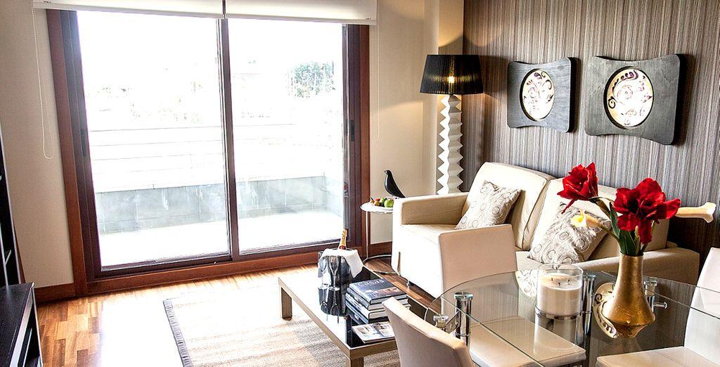 Las residencias Class & Confort son una de las construcciones más lujosas de Sanxenxo