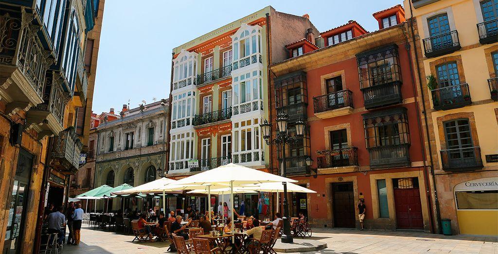 Disfruta de la gente que compone Asturias