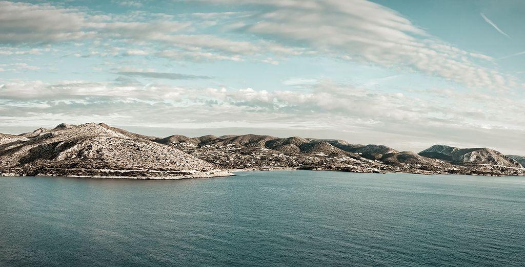 La bahía aislada de la Playa de Eden, ha sido galardonada con