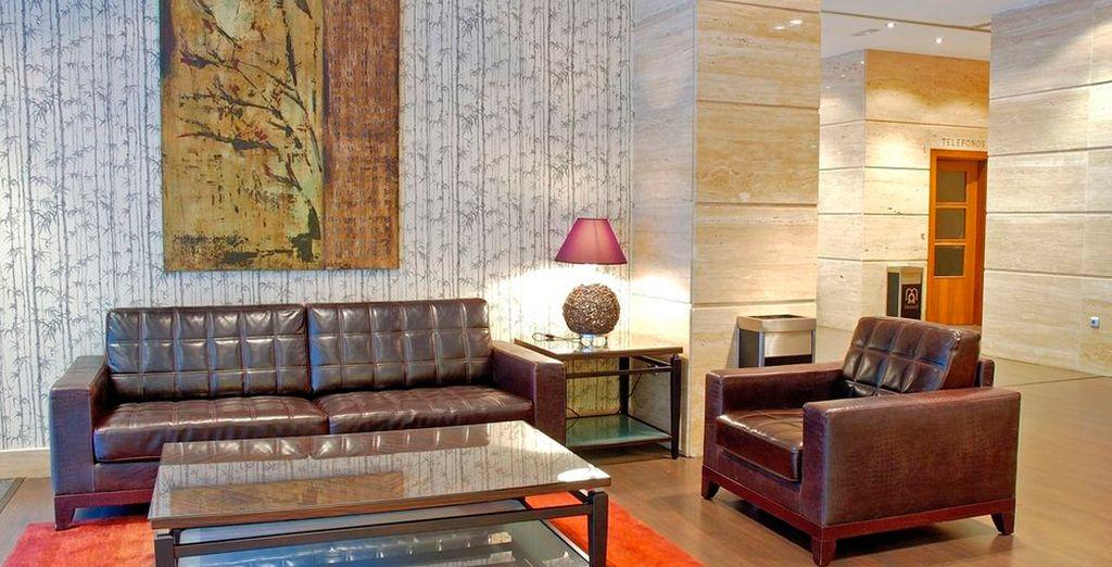 Deléitate con sus elegantes y modernos interiores