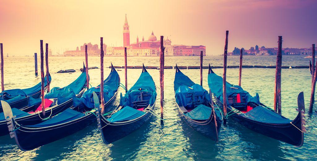 Un viaje lleno de romanticismo