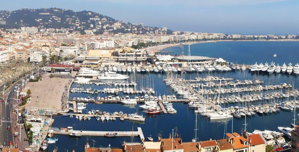 Descubre Cannes