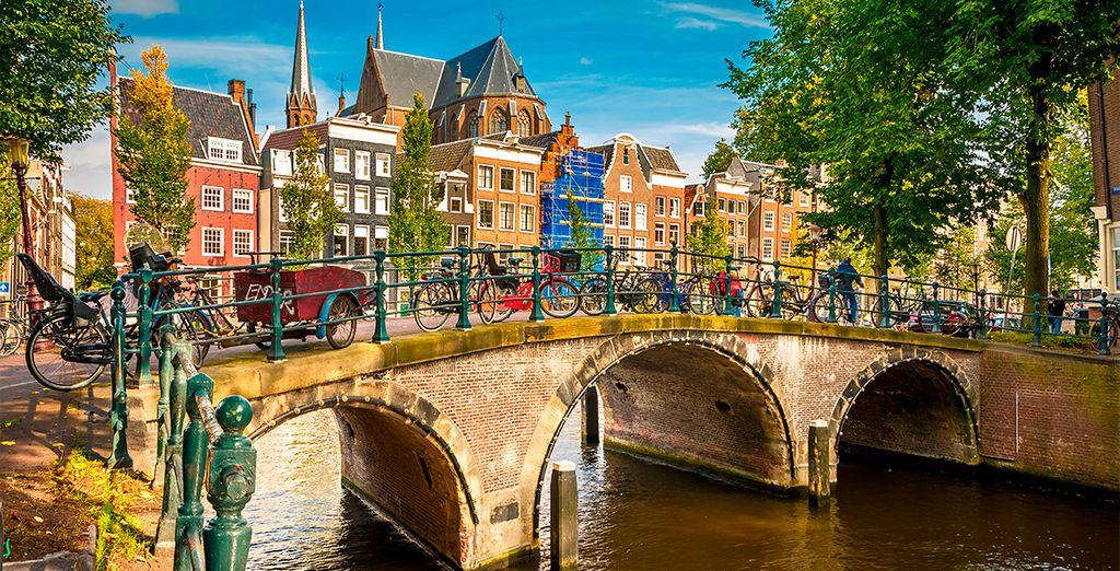 Una ciudad a la vanguardia de Europa en cuanto a espectáculos, arte y museos