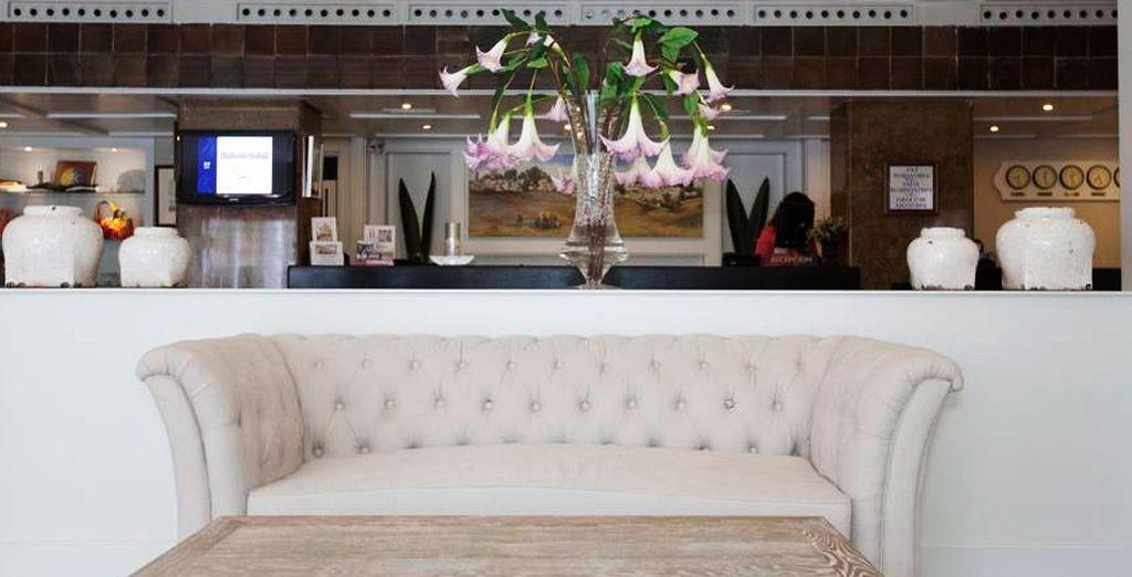 Un hotel a la antigua usanza en el que se mezclan tradición y lujo con los servicios y comodidades más modernas