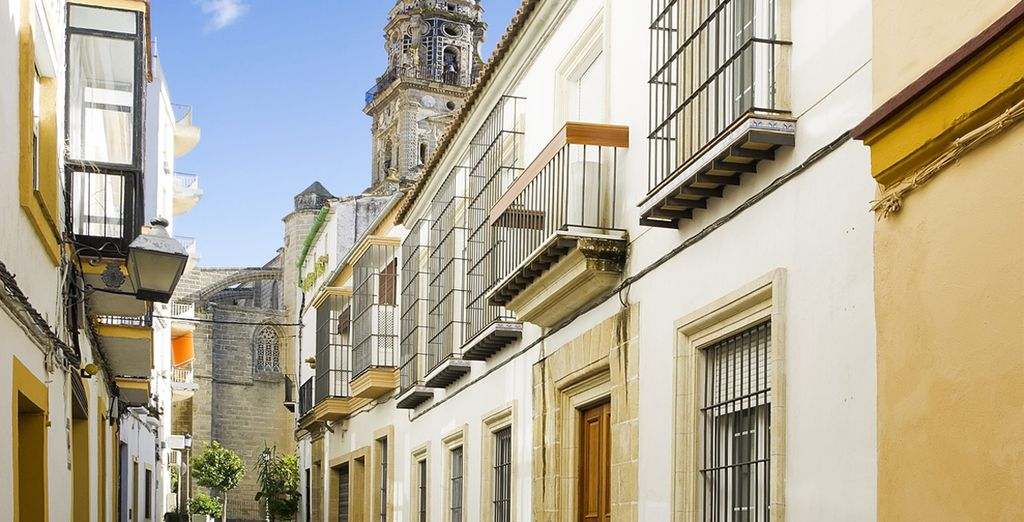 Jerez representa a la perfección la Andalucía más actual y dinámica