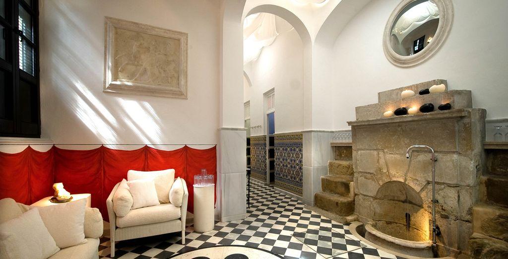 Lujo y calidad en espacios repletos de historia
