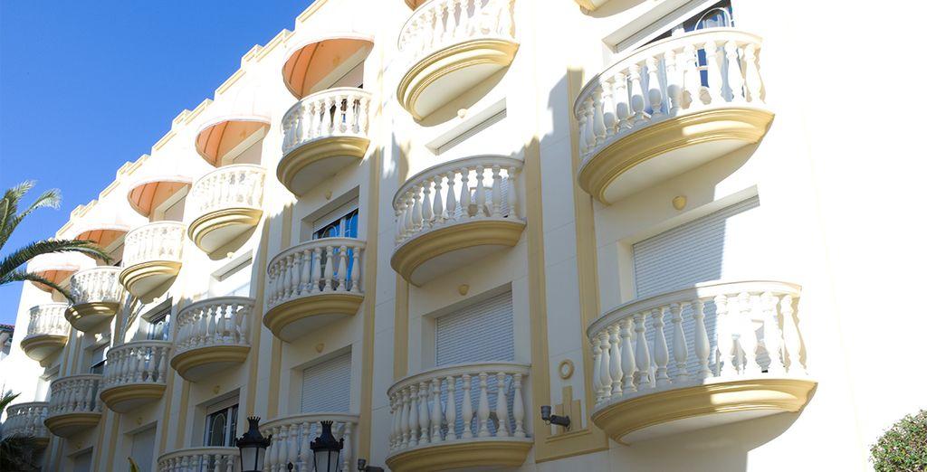 Bienvenido a URH San Sebastián Playa 4*
