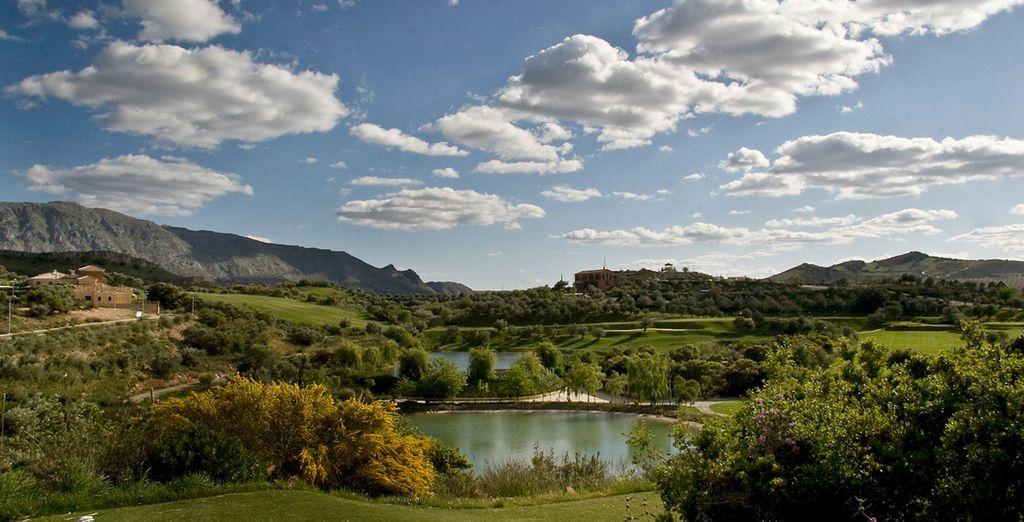 Para los amantes de la naturaleza, el golf y los deportes