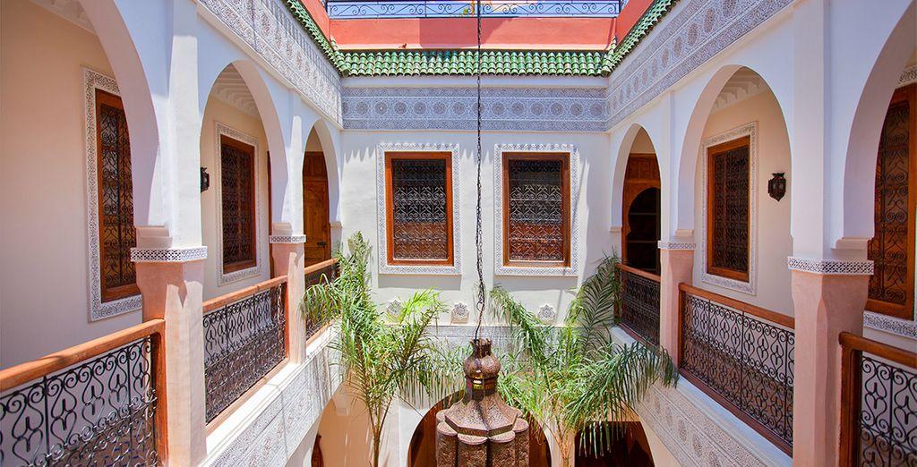 Tu hotel en Marrakech