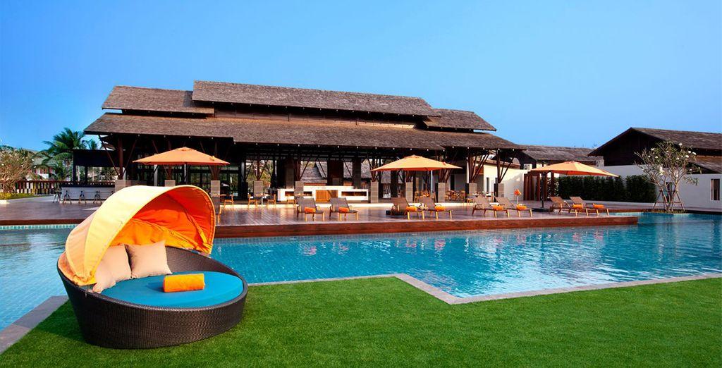 El paraíso se da forma en el BayWater Resort Koh Samui 4*