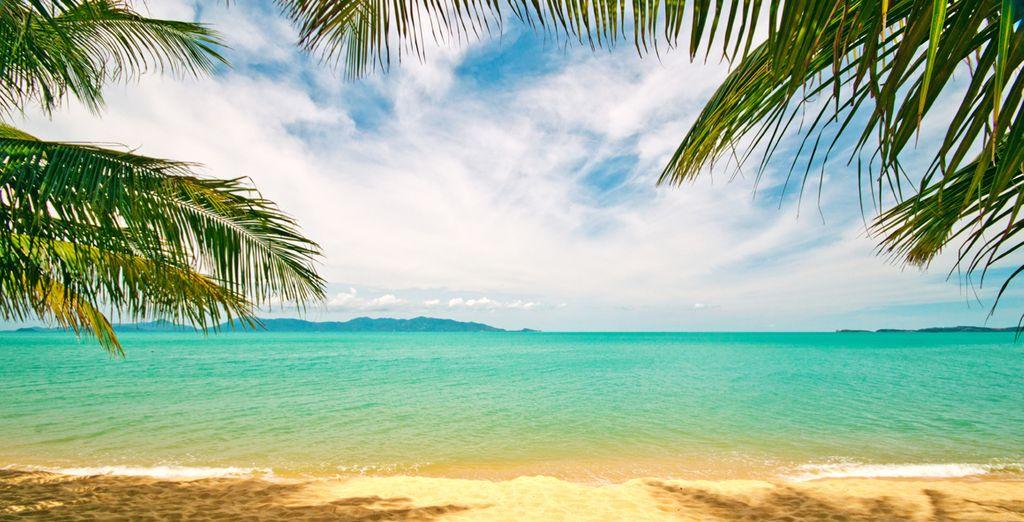 Un paraje idílico para unas vacaciones memorables