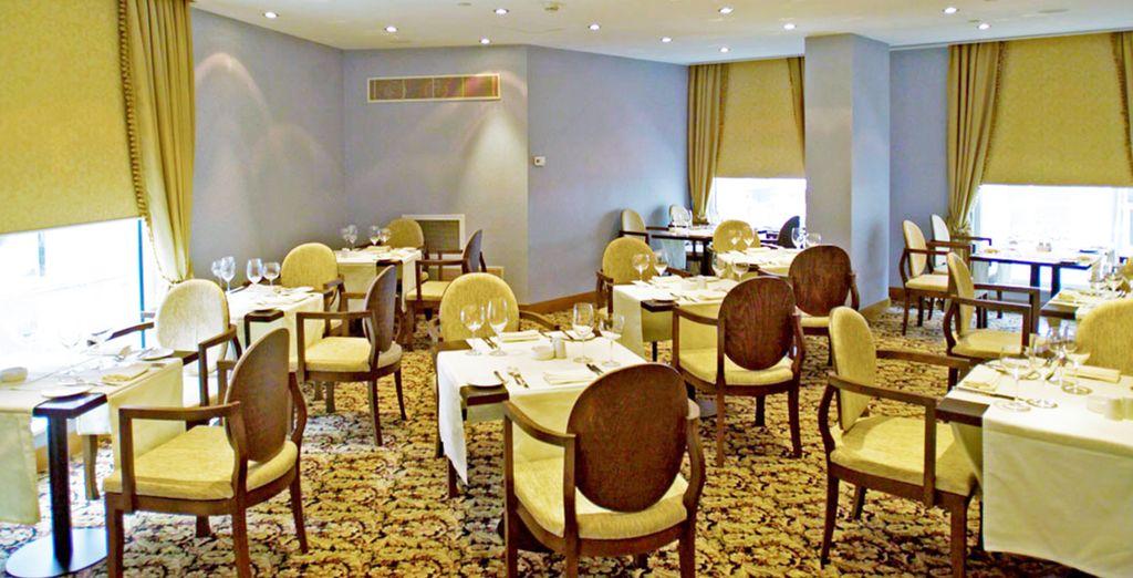 Degusta platos turcos e internacionales