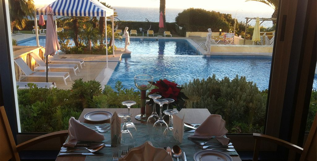 Hotel Baia Cristal Beach & Spa Resort 4* Algarve