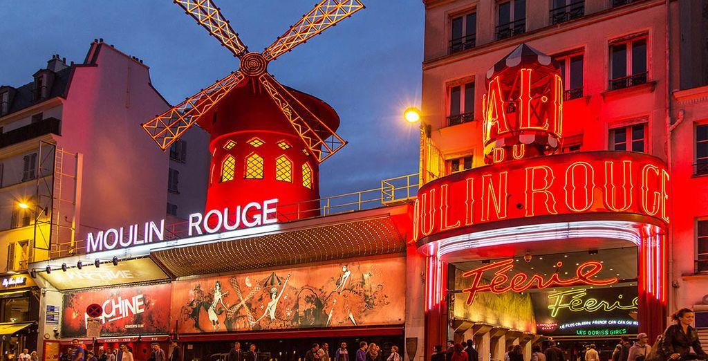 La noche parisina ofrece grandes opciones de ocio