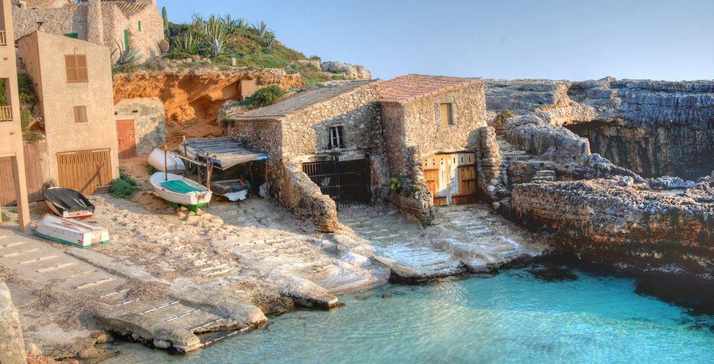 La isla de Mallorca está plena de rincones de una belleza sobrecogedora