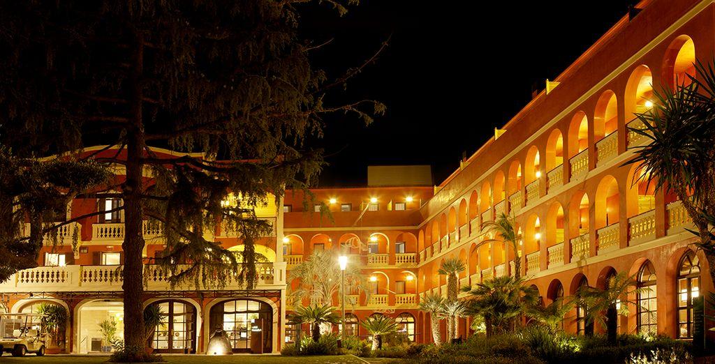 Descanse en el hotel Blancafort Spa Termal, a 35 km de Barcelona