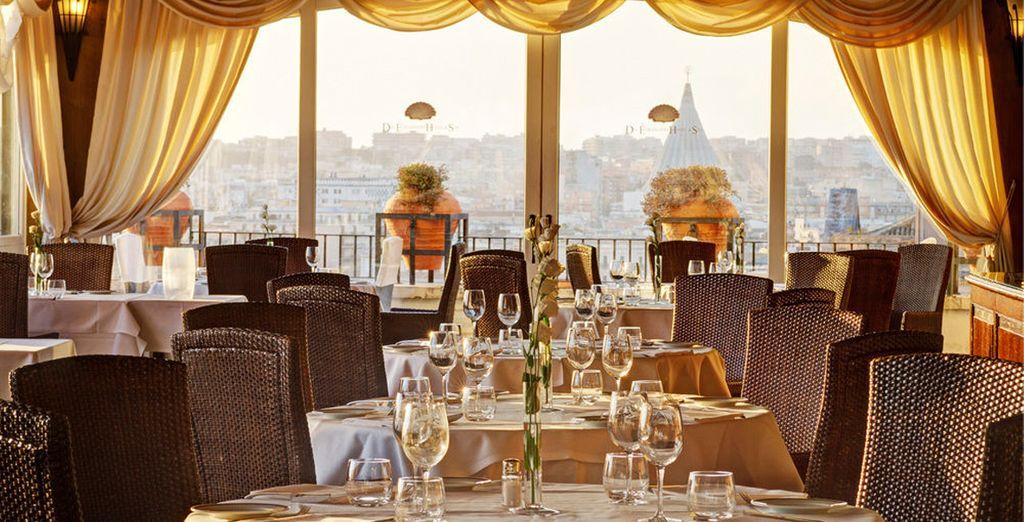 Saborea la maravillosa cocina mediterránea