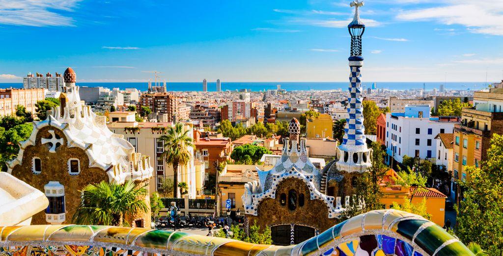 Descubre la ruta modernista, un icono de Barcelona