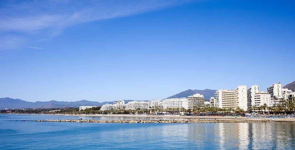 Ven a visitar Marbella