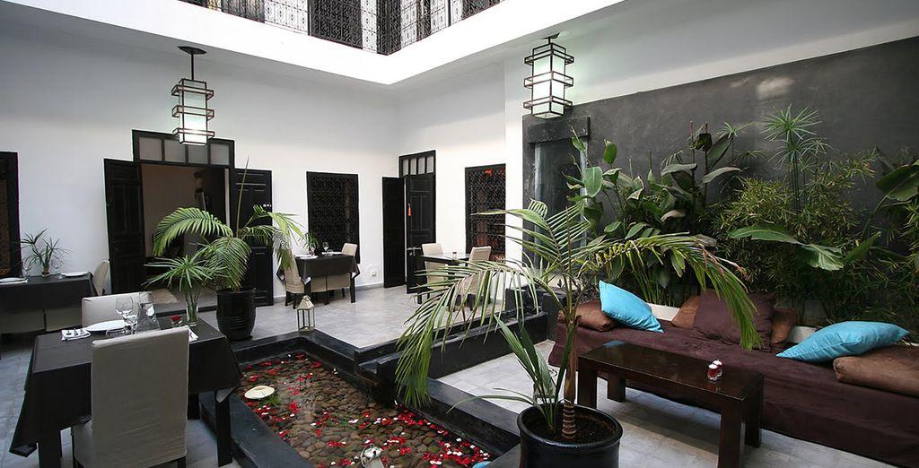 El Riad Villa Wenge te abre sus puertas
