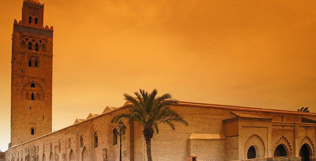 Ven a descubrir Marrakech