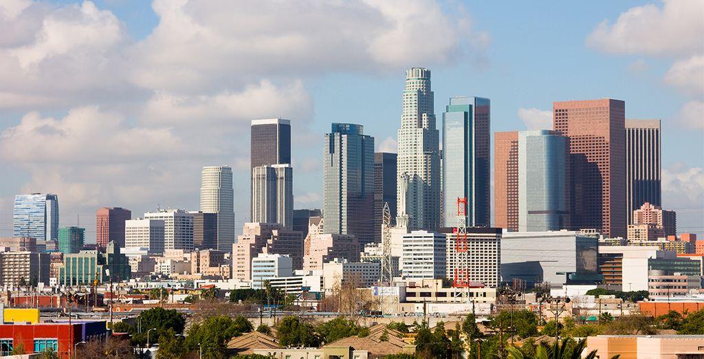 Las más importantes entidades dedicadas a la industria cinematográfica poseen sus sedes en L.A.