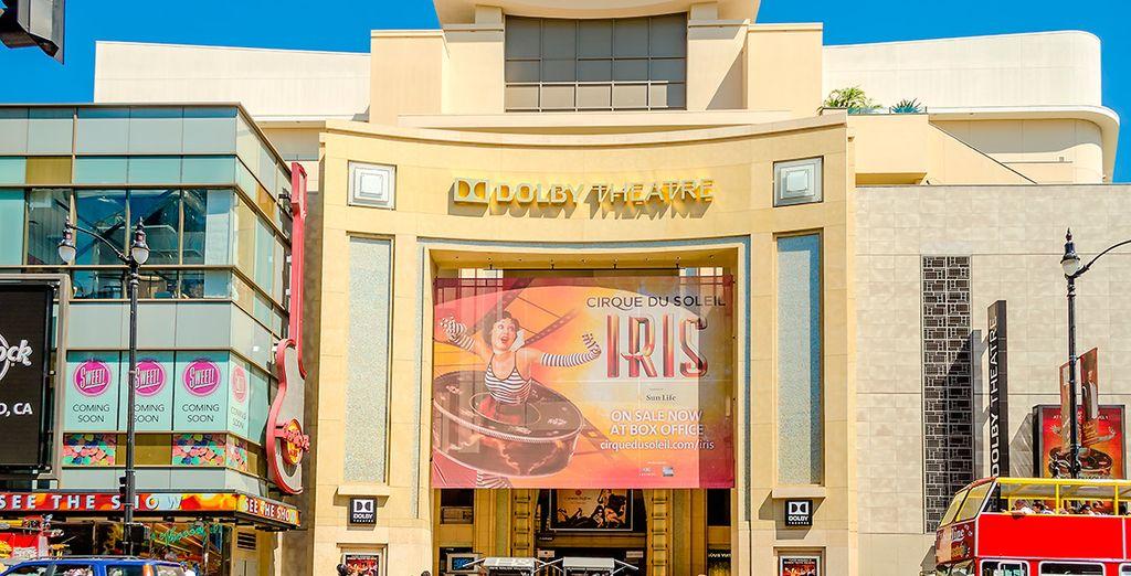 Dolby Theatre, donde se celebra la Ceremonia de los Óscar