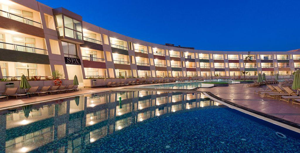 El perfecto lugar para disfrutar de Fuerteventura con todo lujo de detalles