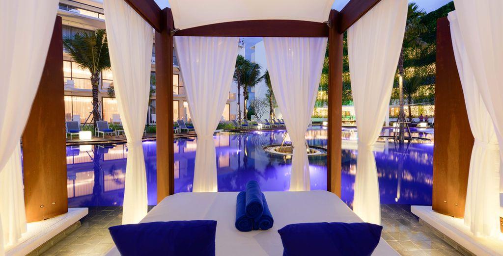 Dream Phuket Hotel & Spa 5* te da la bienvenida