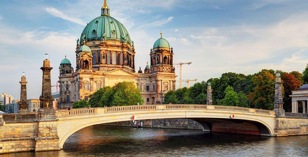 Viaja a Berlín